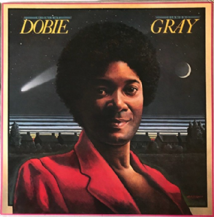 Dobie Gray ‎- Midnight Diamond (LP) (VG+/VG-)
